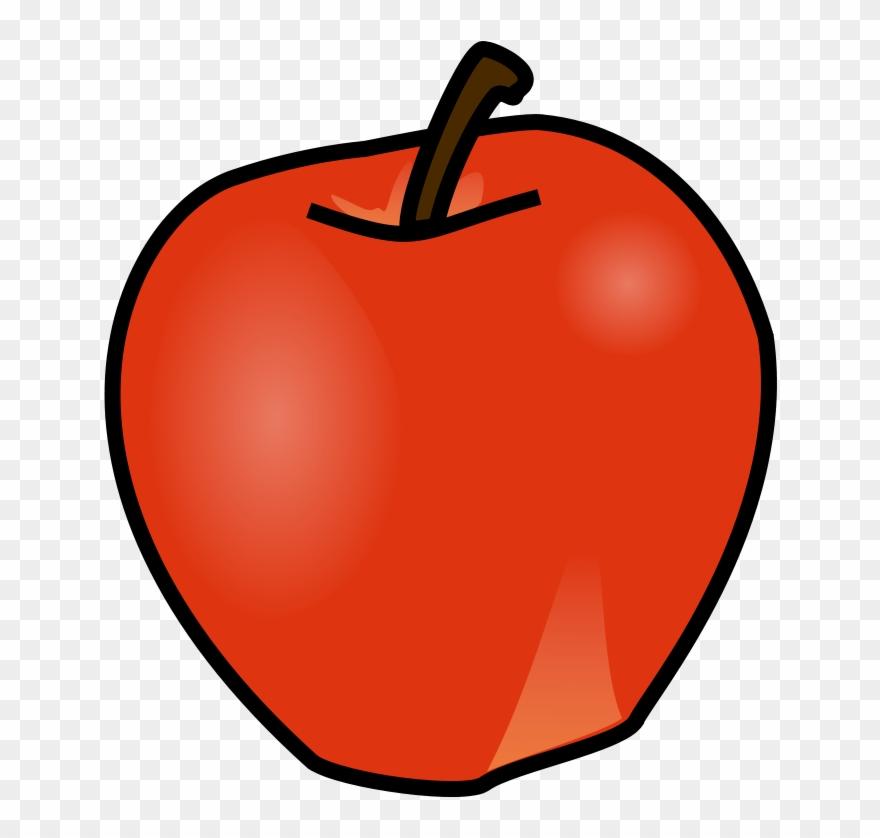 Apple Clip Art At Clkercom Vector Online Royalty Free.