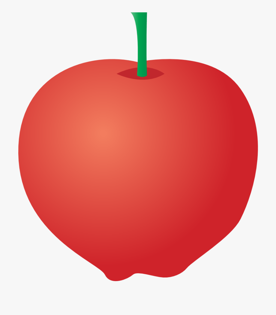 Apple Clip Art Clipartset.