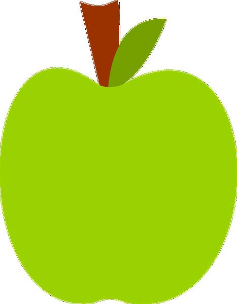 Apple Clipart Transparent.