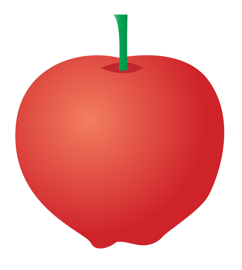 Apple Clipart Transparent Background.