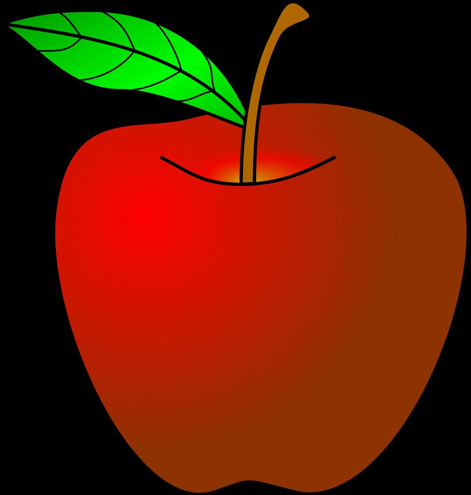 Free Transparent Apple Cliparts, Download Free Clip Art.