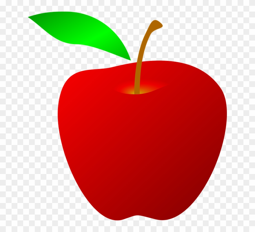 Apple Png For Teachers Transparent Apple For Teachers.
