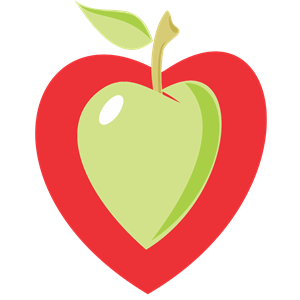 Heart Apple clipart, cliparts of Heart Apple free download.