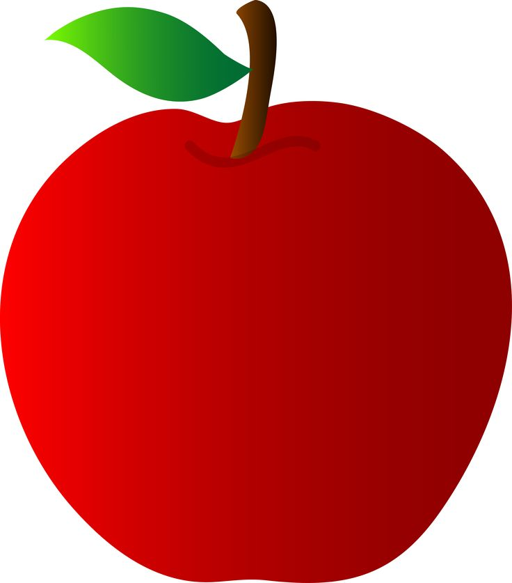 Apple clipart with nameplate clipart images gallery for free.