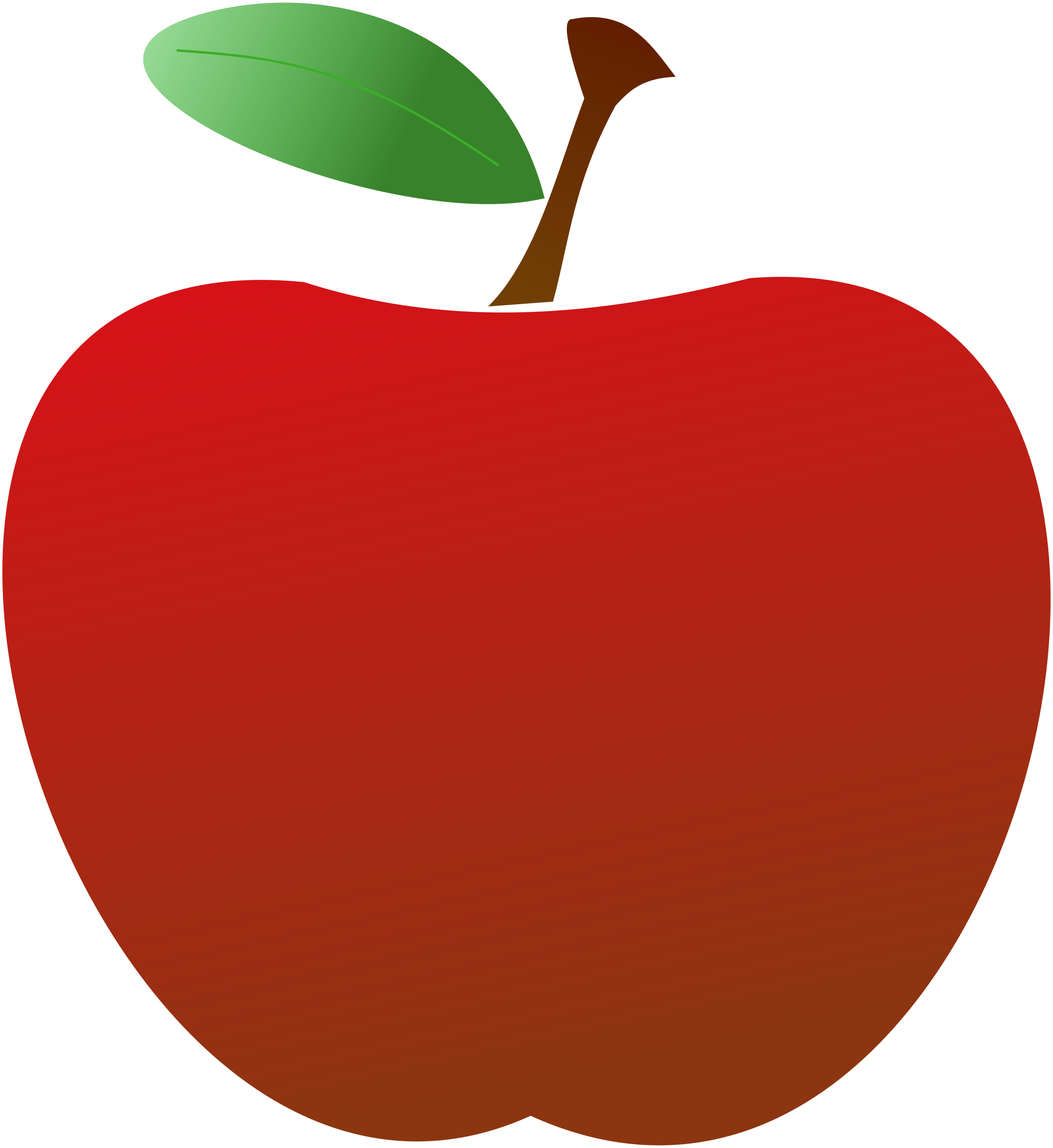 Apple Clipart With No Background.