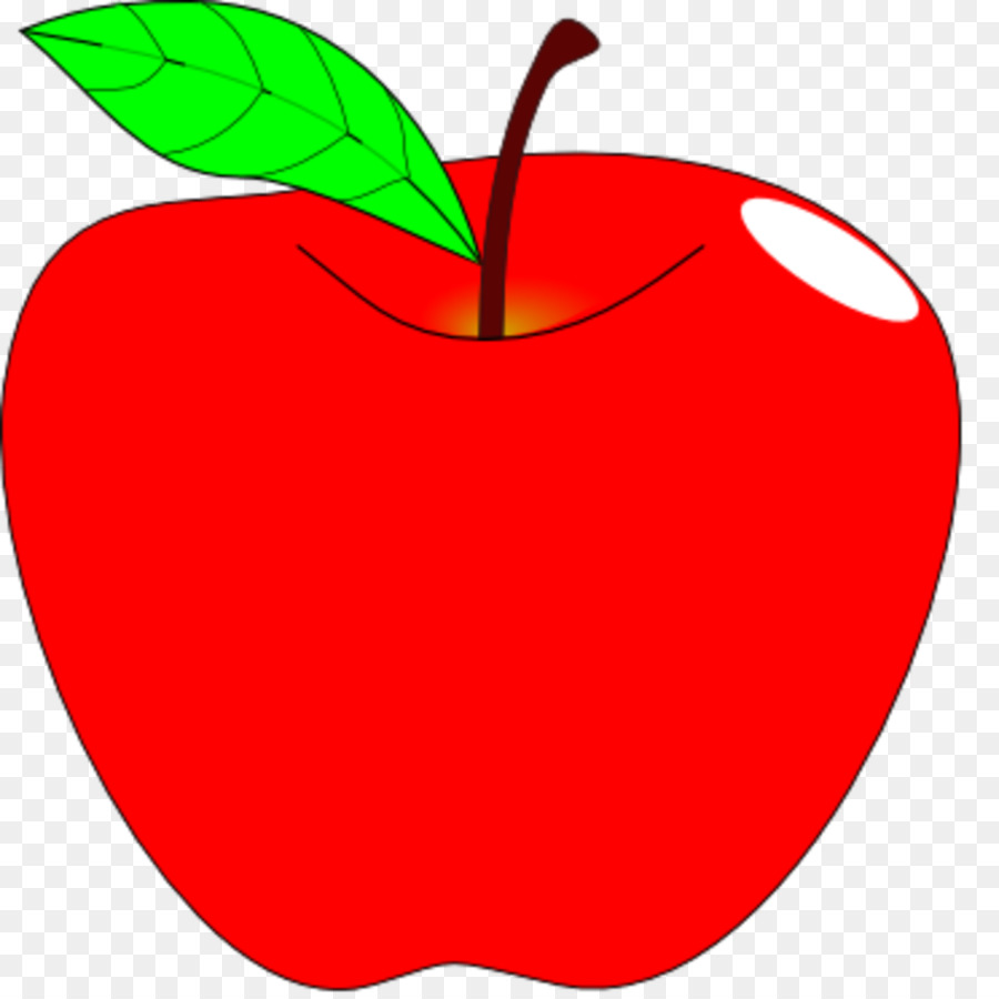 Apple Leaf png download.