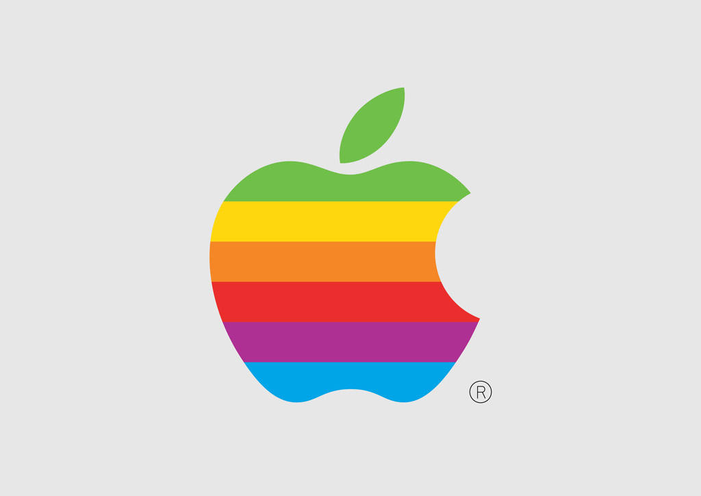 Apple computer clip art.
