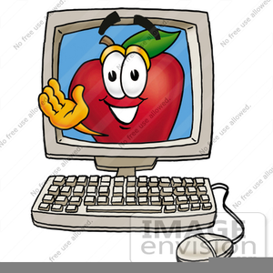 Free Clipart For Apple Computers.