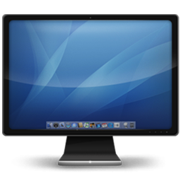 Apple Computer Clipart.
