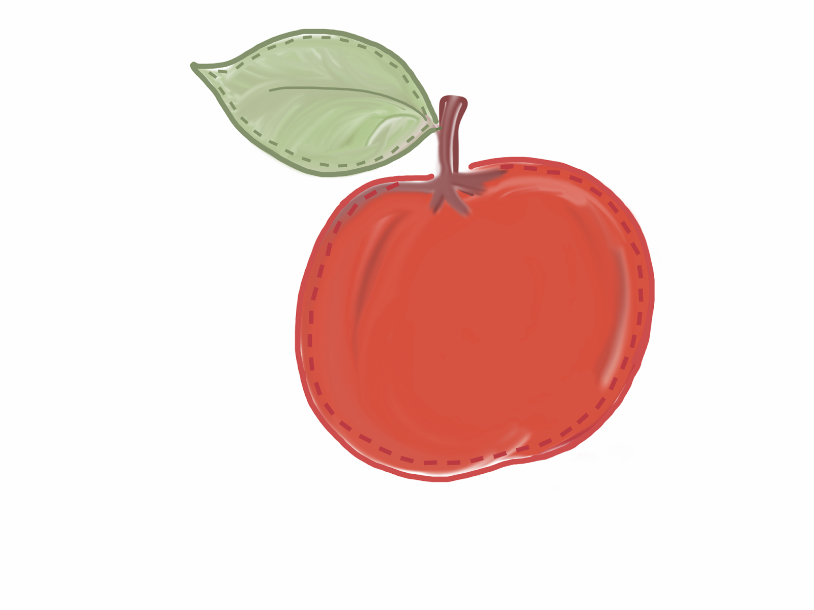 The Learning Studio Bug: Apples To Apples ~ Doodle Clipart Fun.