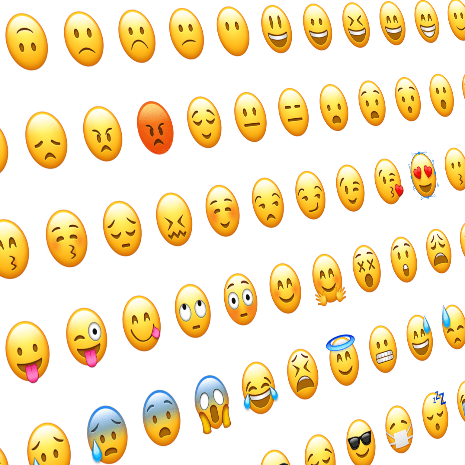 Apple emoji clipart pack clipart images gallery for free.