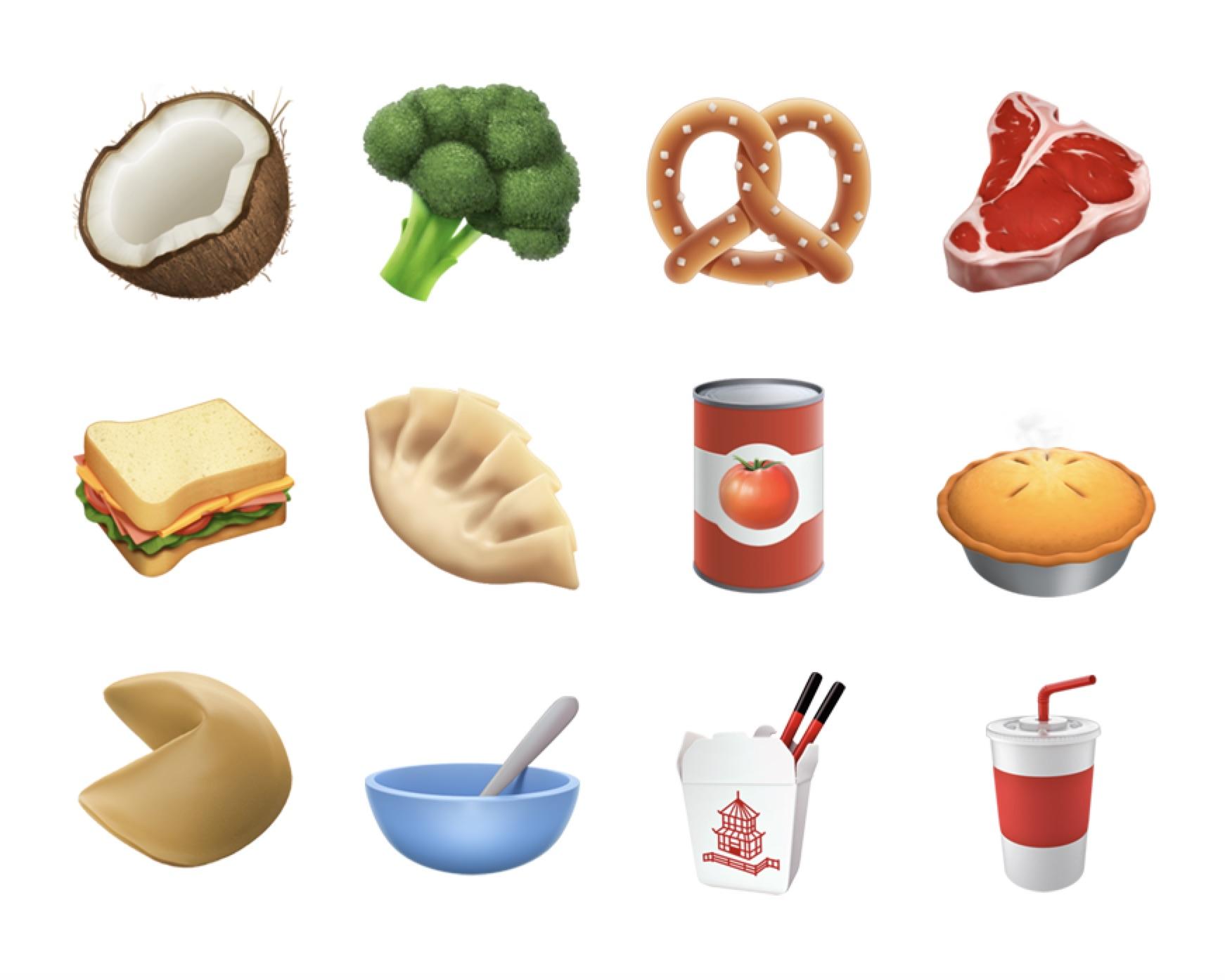 iOS 11.1 Emoji Changelog.