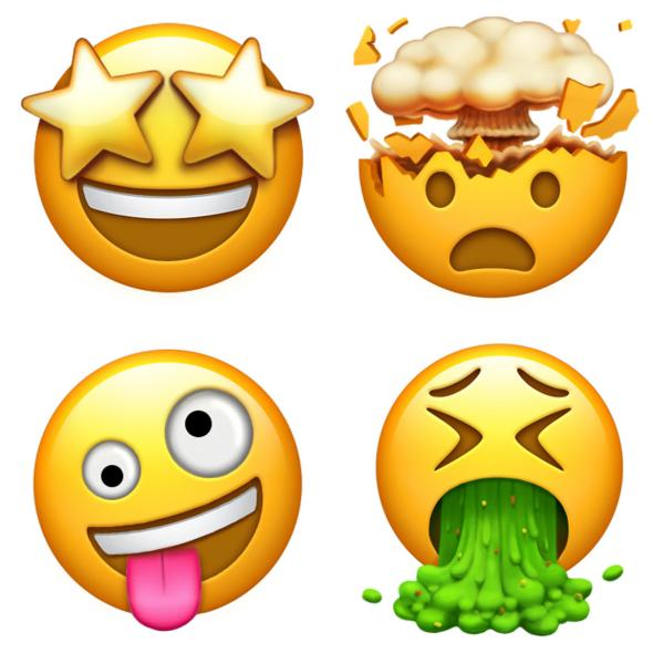 A Close Reading of Apple's Latest Emojis….