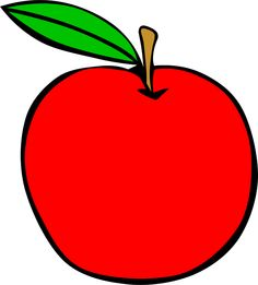 Apple Food Clipart.