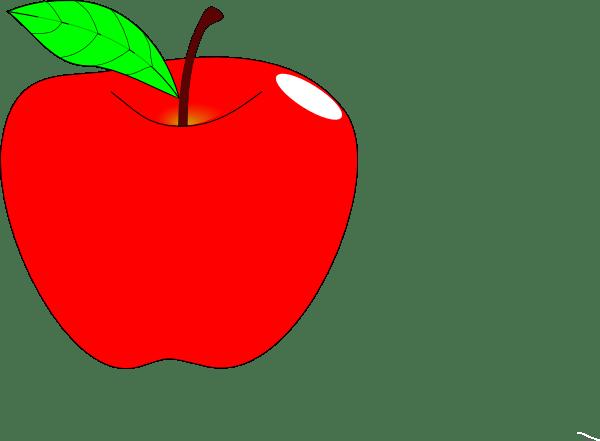 Apple teacher clipart » Clipart Portal.