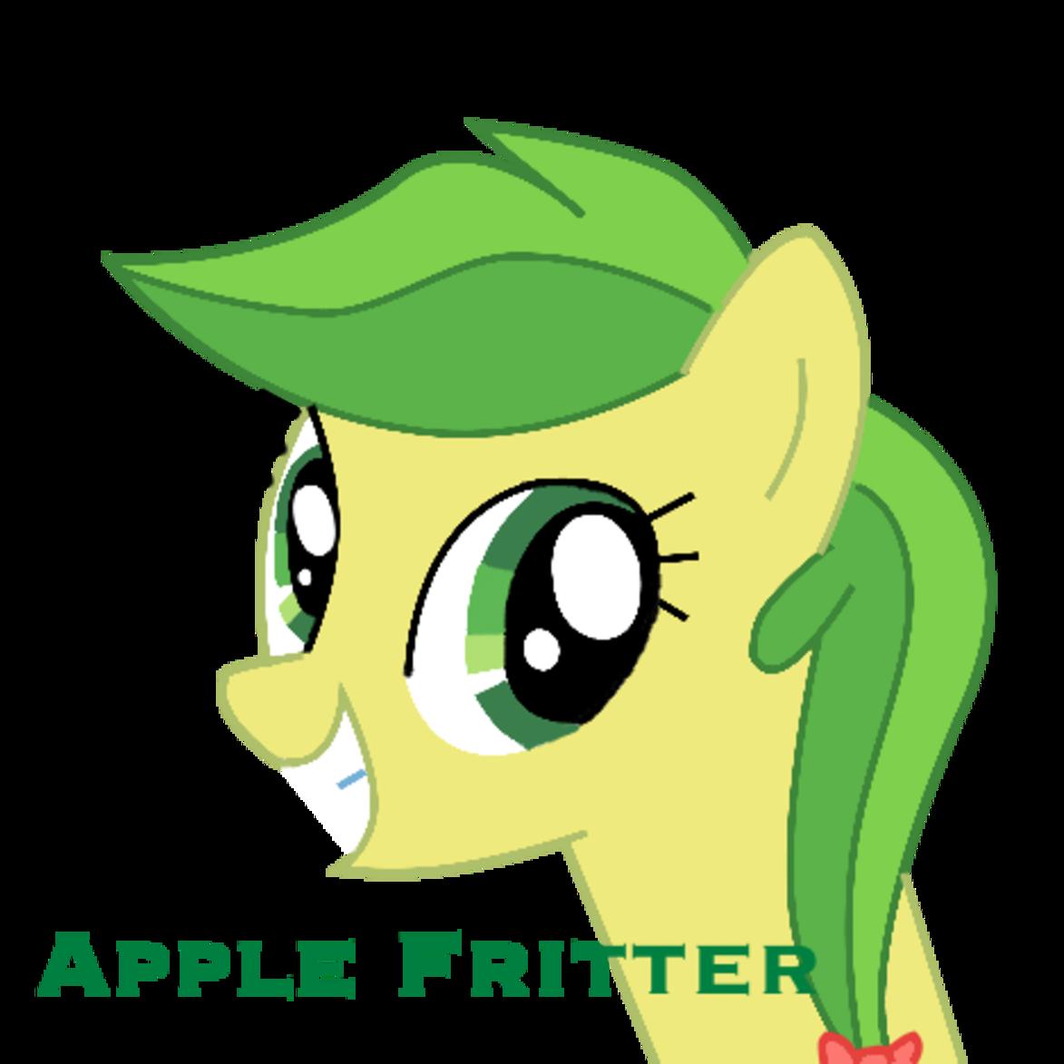 DeviantArt: More Like Apple Fritter Filly by TertonDA.