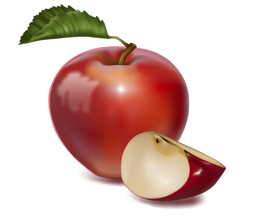 an apple is a gorgeous fruit apple clipart within clipart fruit.