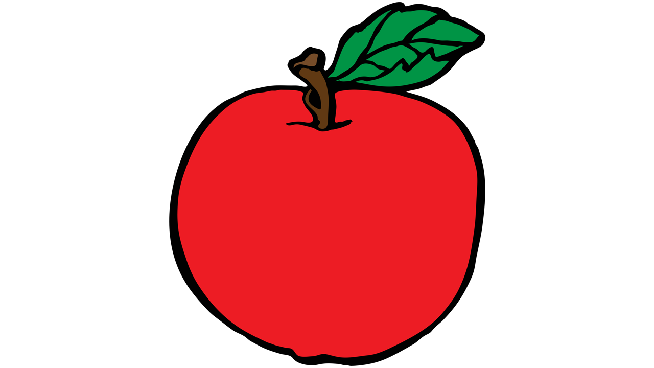 14 Apple Fruit Free Clipart.