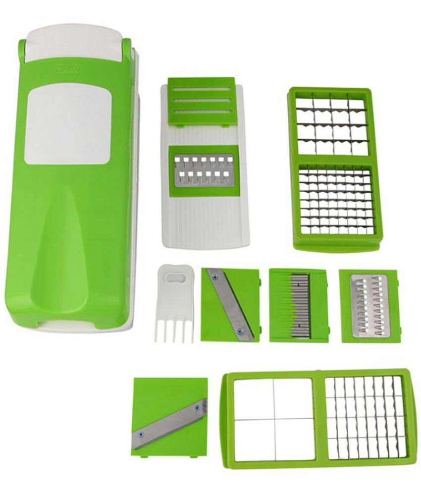 Navisha Zalak Plastic Carrot, Apple, Potato Grater and Slicer: Buy.