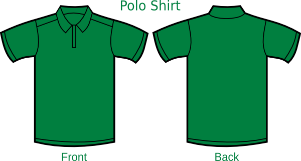 Free Polo Shirt Outline, Download Free Clip Art, Free Clip.