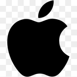 Apple Icon White #25487.
