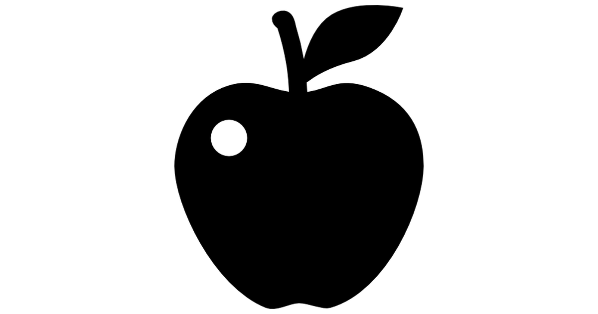 New York apple symbol.