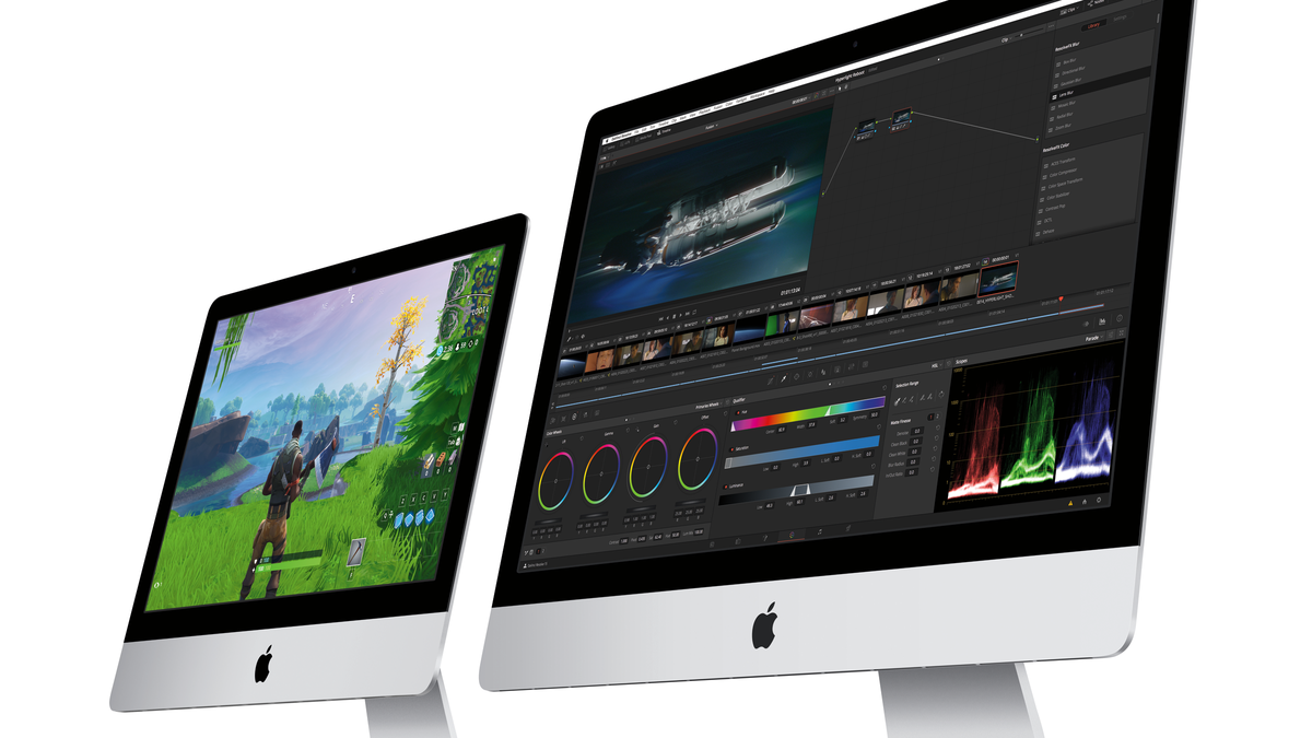 New Apple iMac update for 2019 has better graphics and eight.