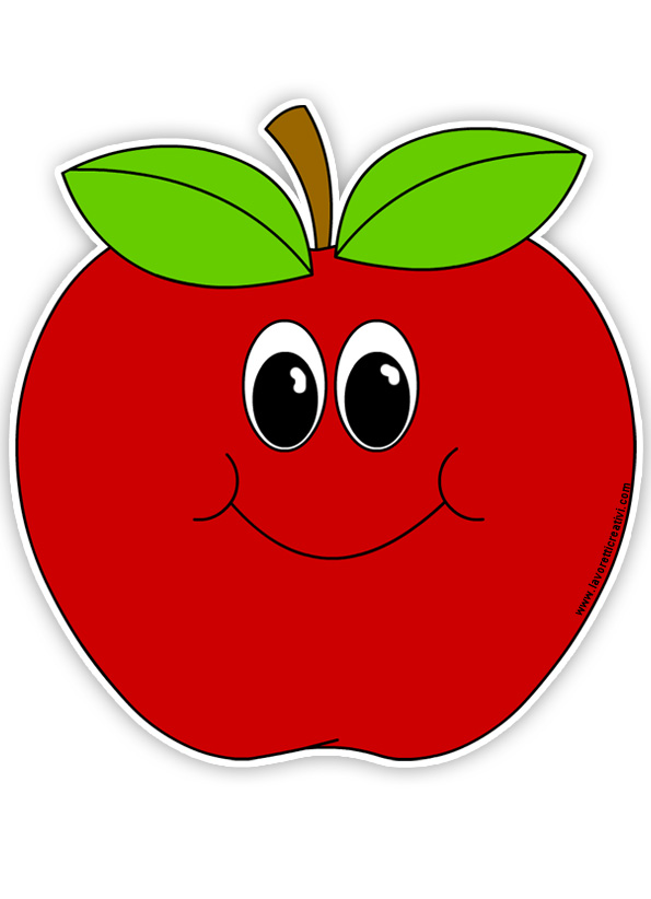 Clip art apple free clipart wikiclipart.