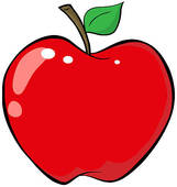 Apple clipart images 1 » Clipart Station.