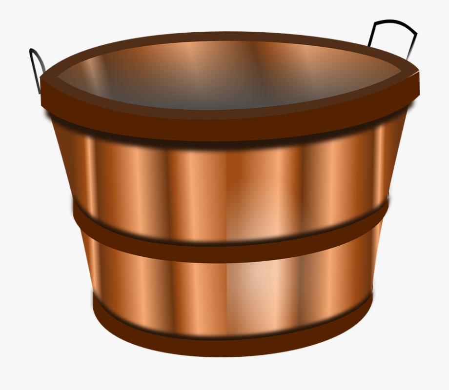 Bucket Clipart Png.