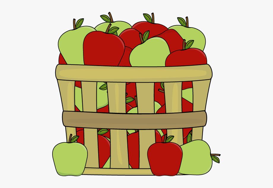 Apple Basket Clipart Cute Apple Basket Clipart Clipart.