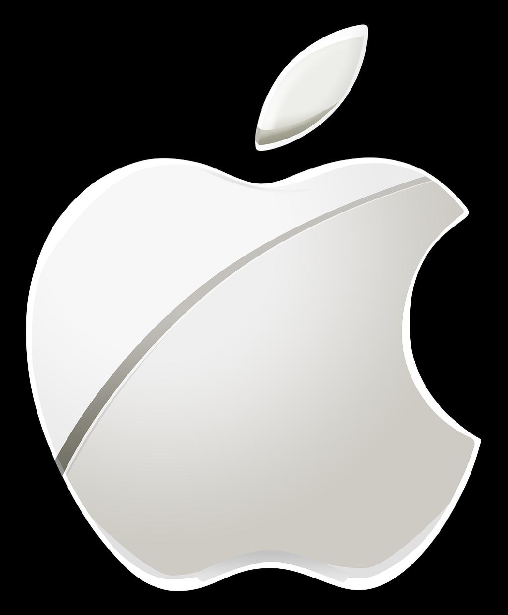Apple inc logo.