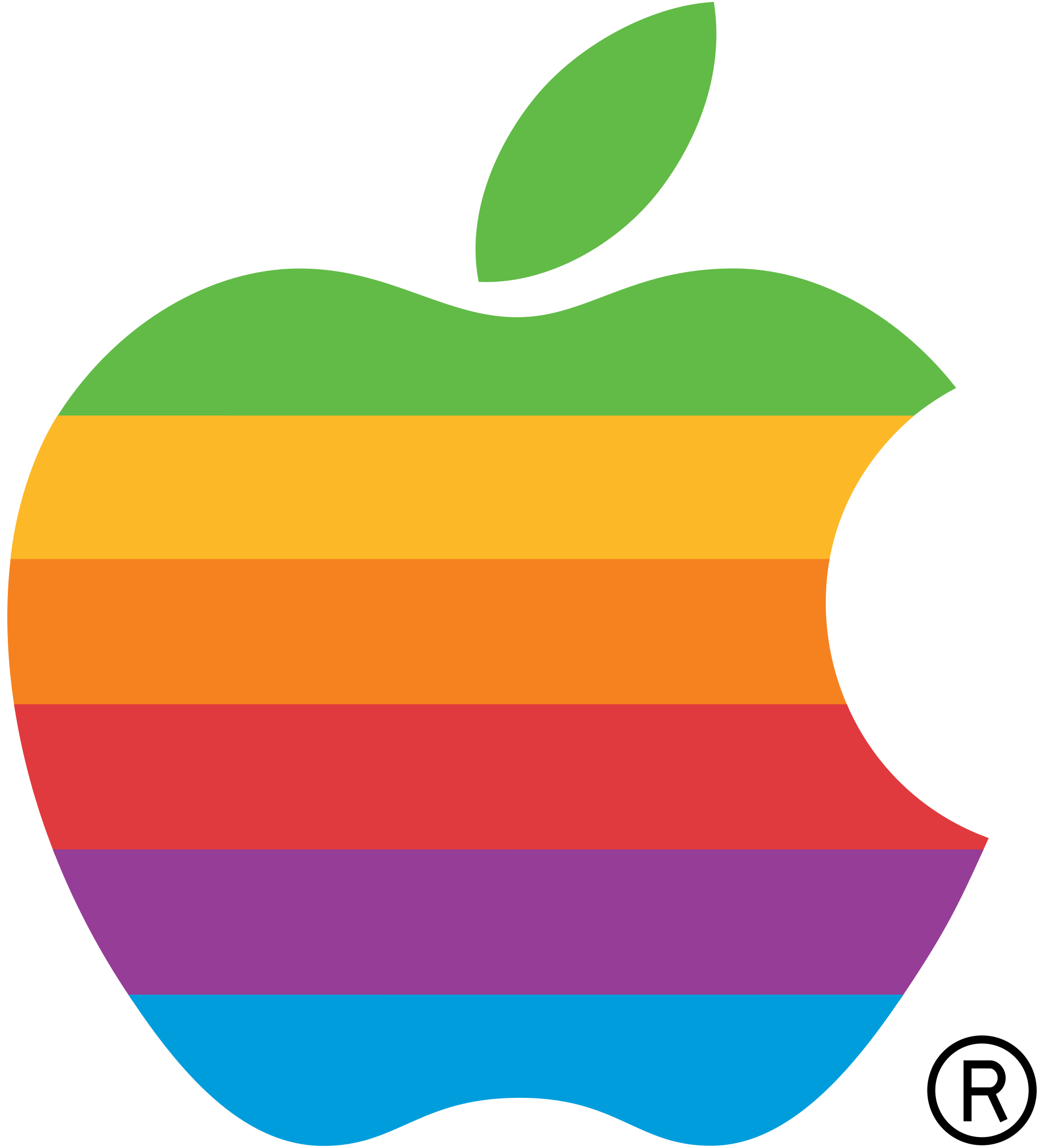 Apple Tech Company Logo PNG Transparent Clipart Images (33 Images.