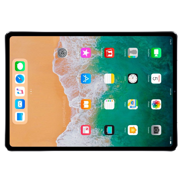 Apple iPad Pro 11 (2018) Tempered Glass.