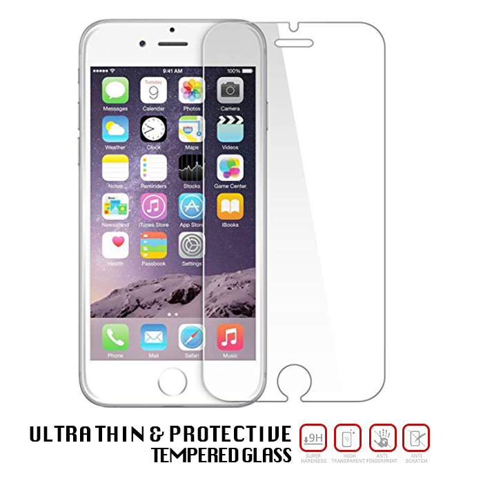 Apple iPhone 6s Tempered Glass.