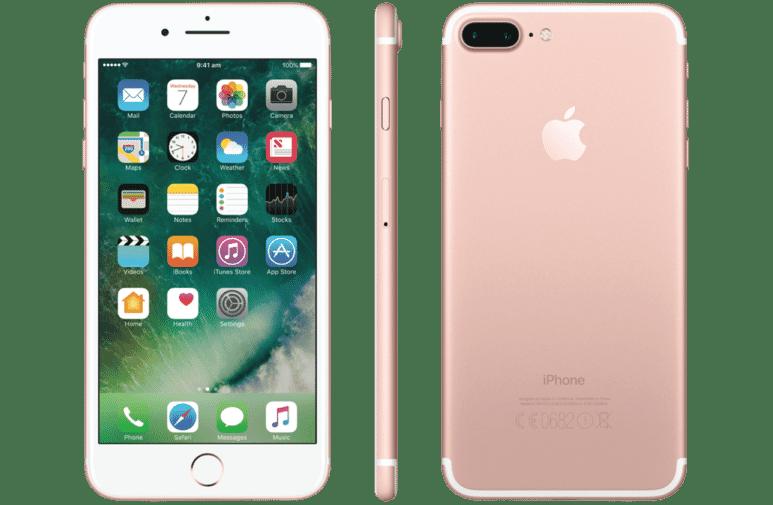 Apple MN4U2X/A iPhone 7 Plus 128GB.