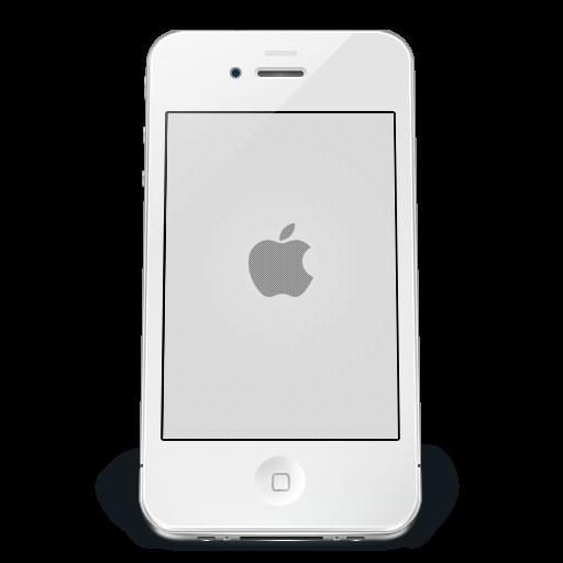 Apple iphone clipart.