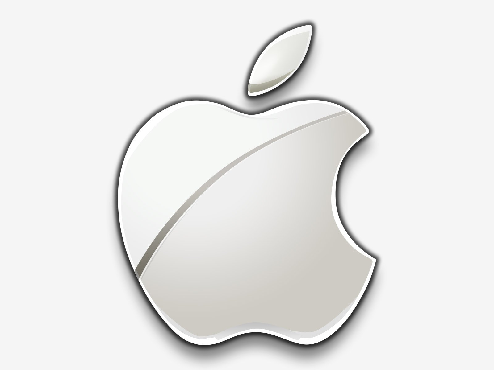 Meaning iPhone logo and symbol.