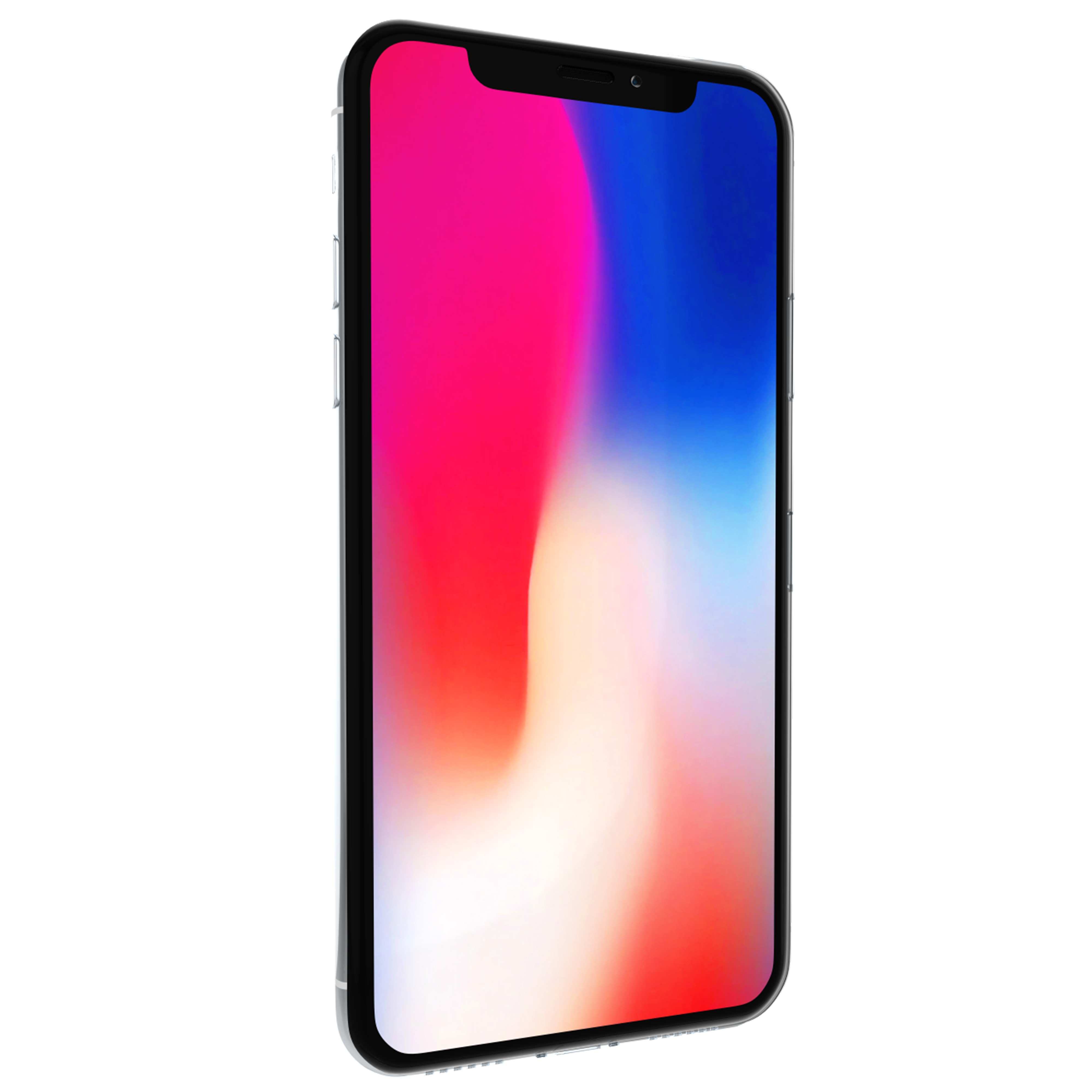 Download Apple iPhone X PNG Image for Free.
