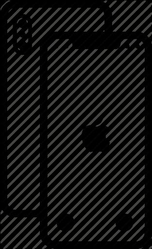 \'iPhone X\' by Chamestudio Pvt Ltd.