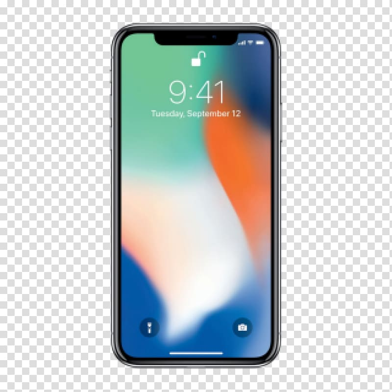 IPhone X IPhone 8 Smartphone Apple iOS 11, smartphone.
