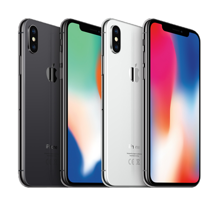 Apple iPhone X 64GB.