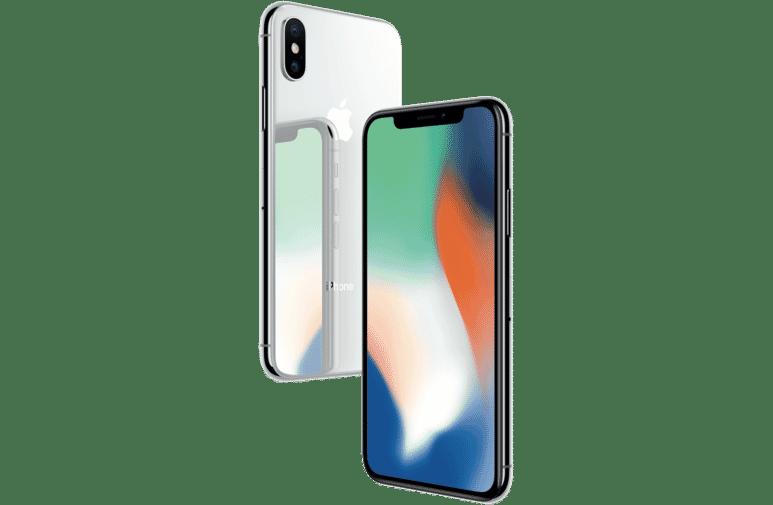 Apple MQA92X/A iPhone X 256GB.