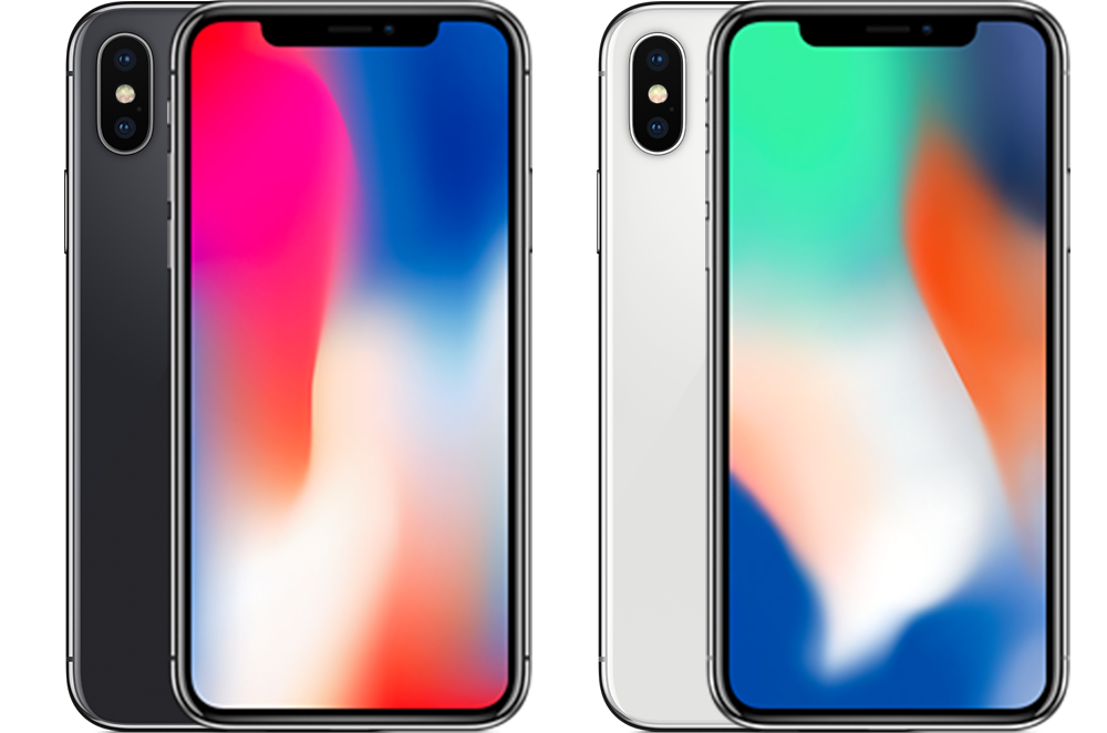 IPhone X PNG Image.