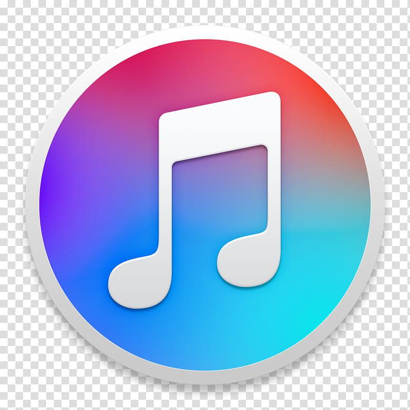 ITunes El Capitan, Apple iTunes logo transparent background.