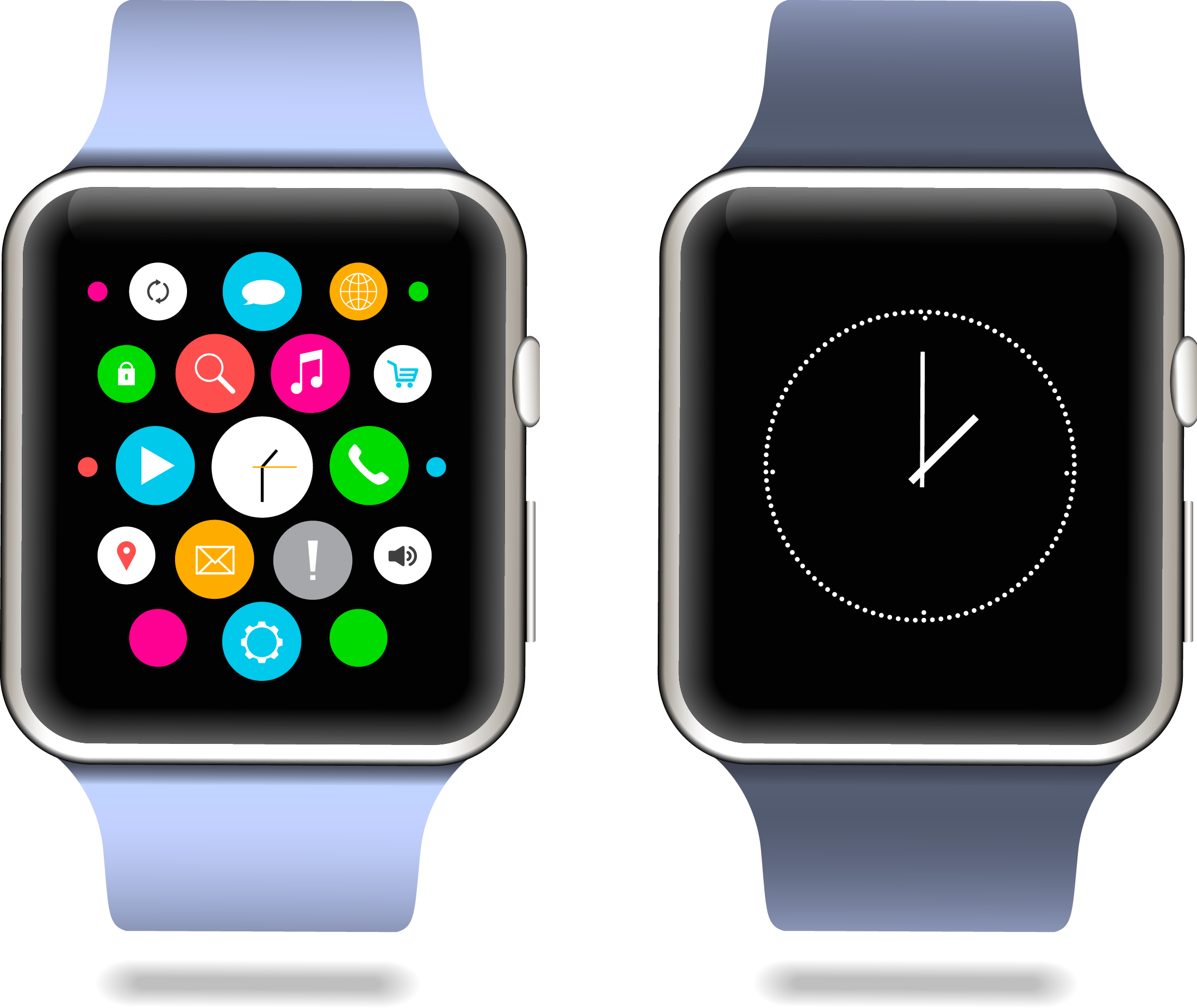 Apple Watch Smartwatch.