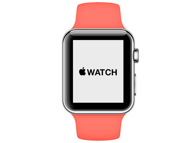 I clipart on apple watch.
