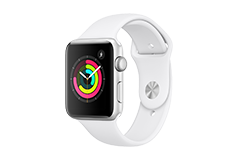 Apple Watch Series 3 (GPS, 42mm).
