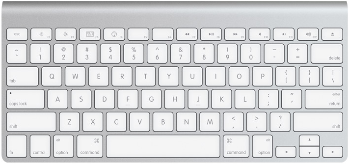 Technology » How to Switch a Bluetooth Keyboard Between Mac and iPad.
