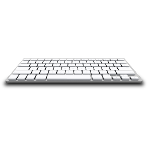 Download Apple Keyboard PNG For Designing Projects.
